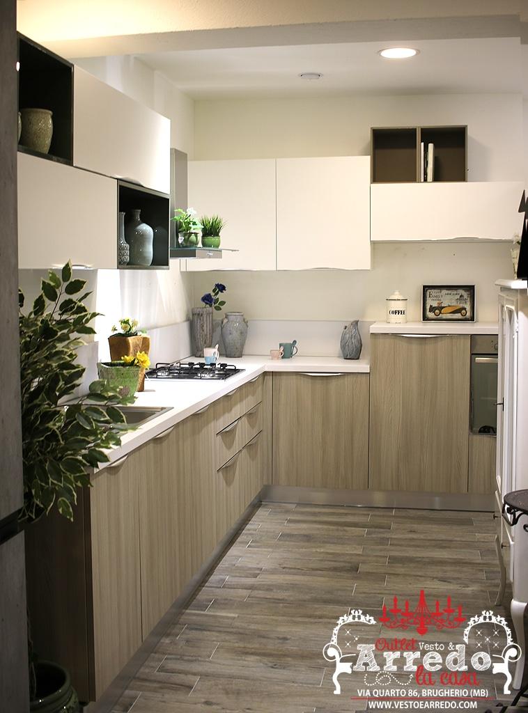cucina ar-tre ⋆ outlet arredamento Vesto Arredo la Casa