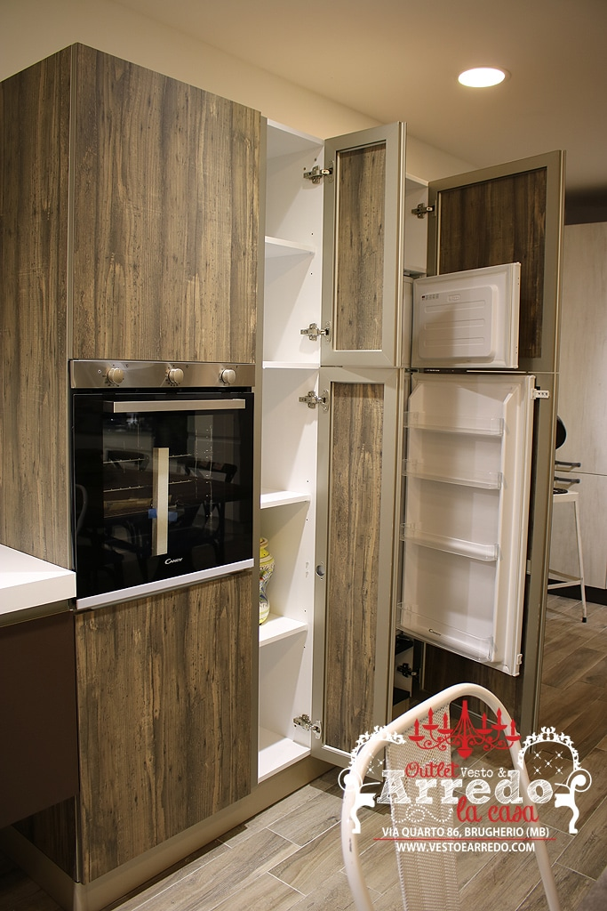 Cucina in offerta da esposizione outlet arredamento for Outlet arredamento casa