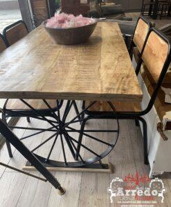 tavolo wheels
